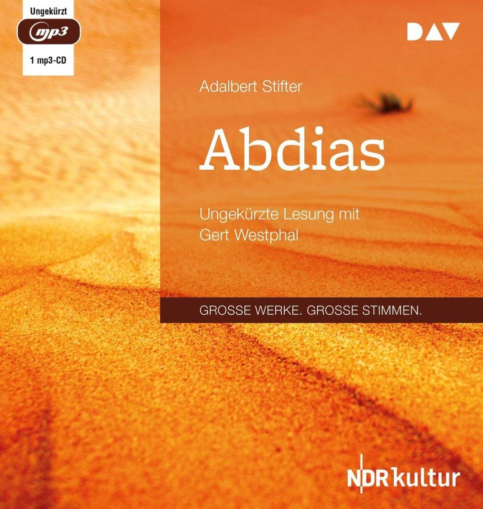 Abdias als Hörbuch CD