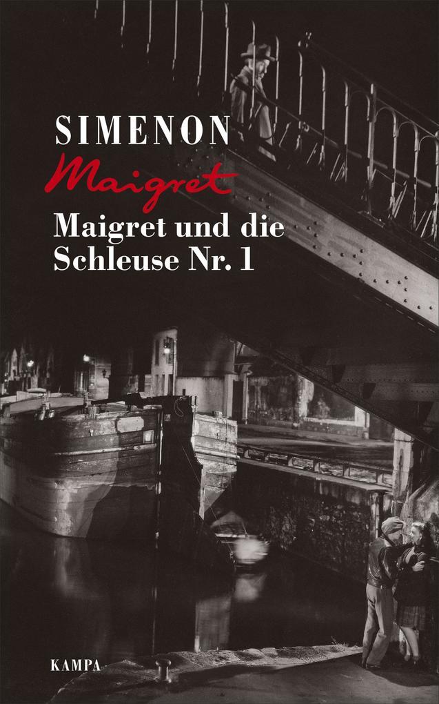 Maigret und die Schleuse Nr. 1 als Buch (gebunden)