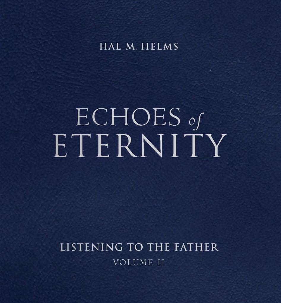 Echoes of Eternity als eBook epub
