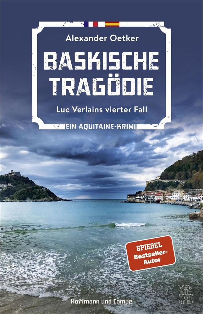 Baskische Tragödie als eBook epub
