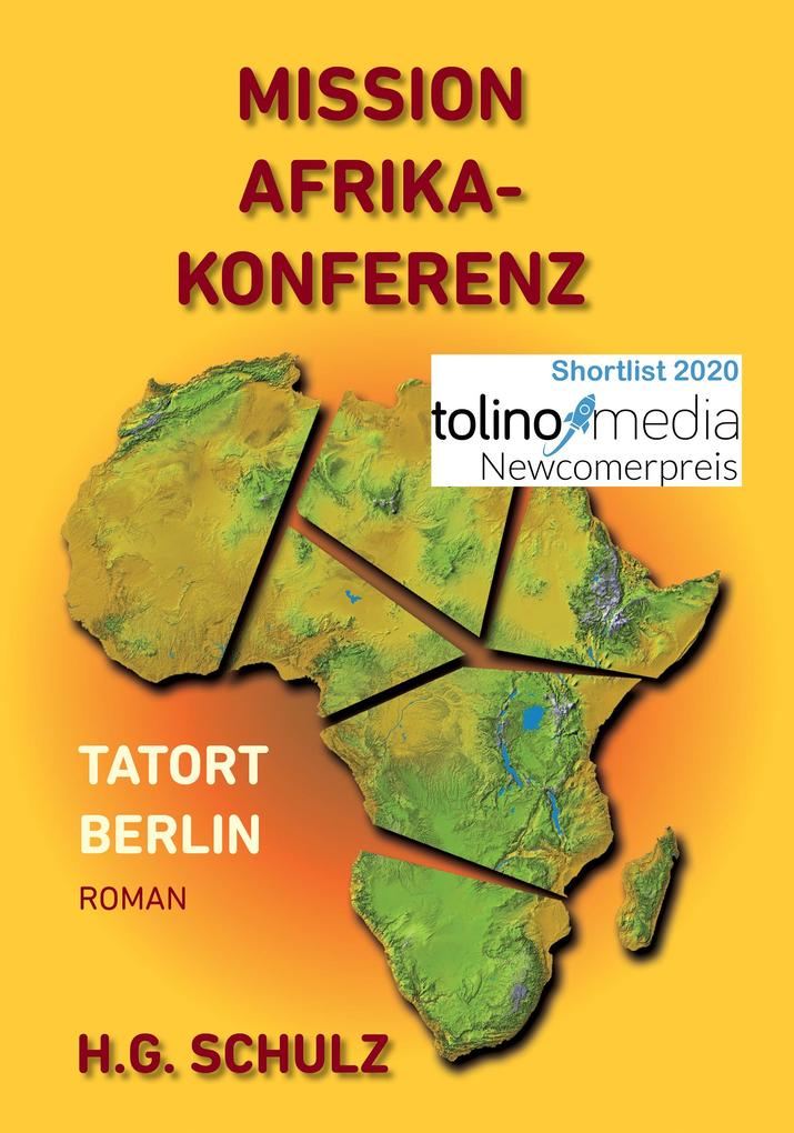 Mission Afrikakonferenz als eBook epub