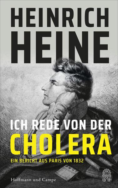 Ich rede von der Cholera als Buch (gebunden)