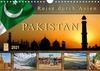 Reise durch Asien - Pakistan (Wandkalender 2021 DIN A4 quer)