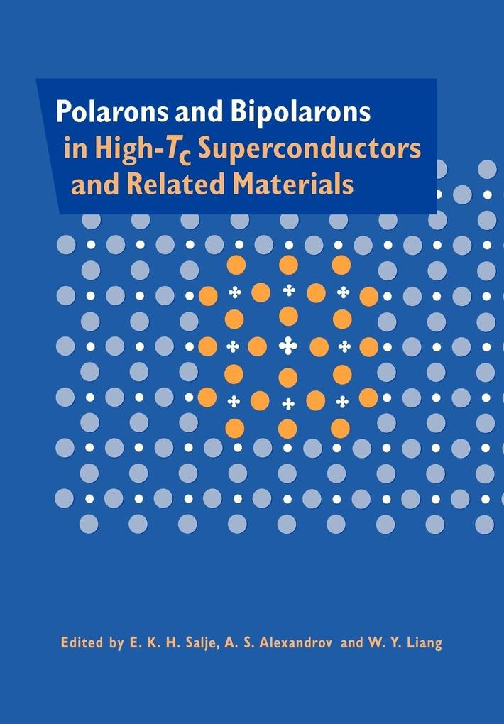 Polarons and Bipolarons in High-Tc Superconductors and Related Materials als Taschenbuch
