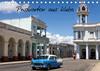 Postkarten aus Kuba (Tischkalender 2021 DIN A5 quer)