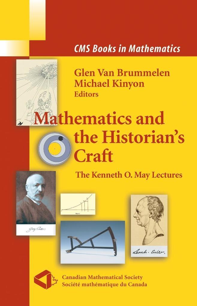Mathematics and the Historian's Craft als Buch (gebunden)