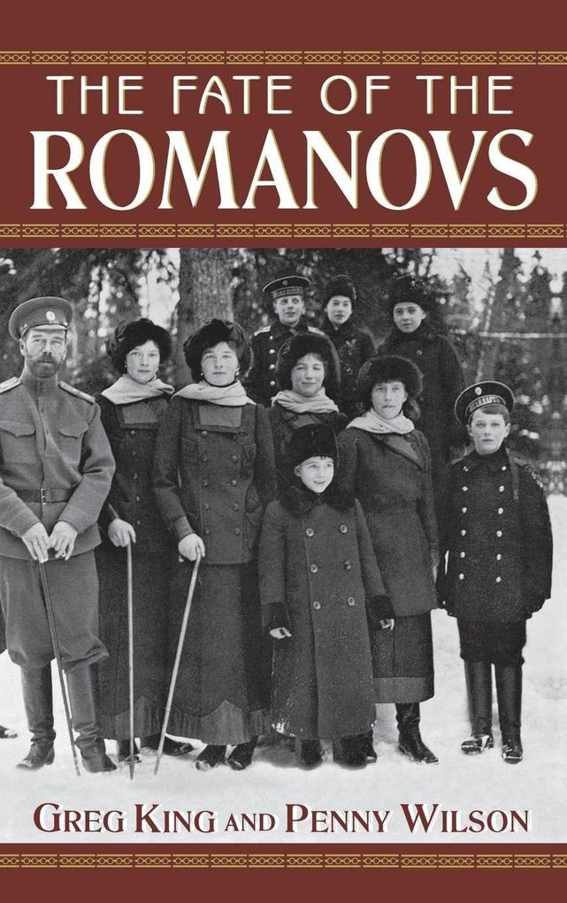 The Fate of the Romanovs als Taschenbuch