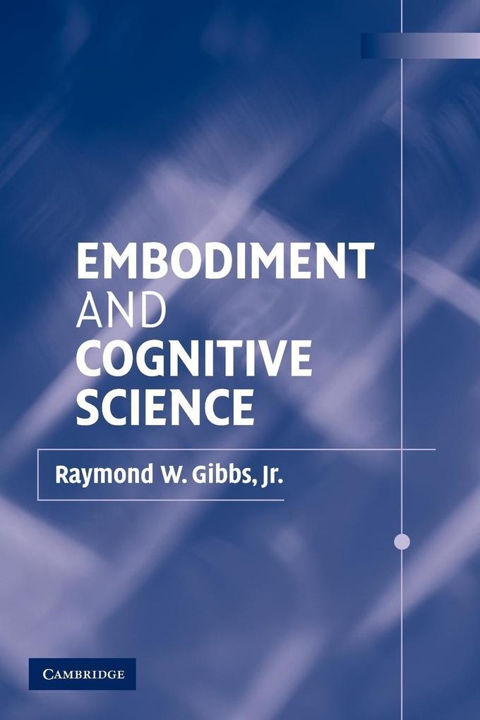 Embodiment and Cognitive Science als Buch (kartoniert)
