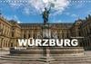 Würzburg - Bayern (Wandkalender 2021 DIN A4 quer)
