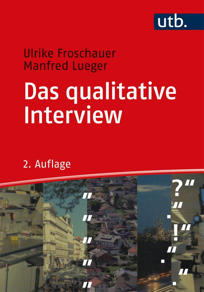 Das qualitative Interview als eBook epub