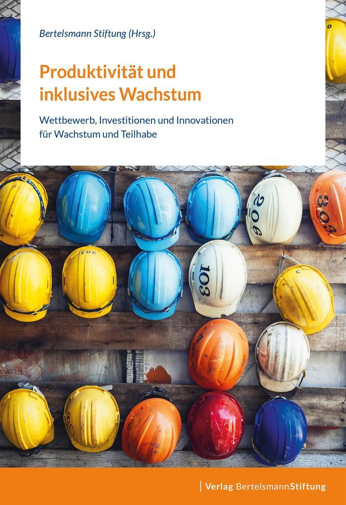 Produktivität und inklusives Wachstum als eBook pdf