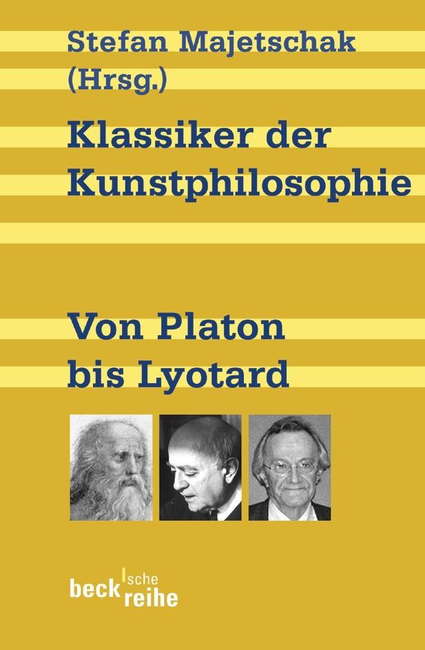Klassiker der Kunstphilosophie als Buch (kartoniert)