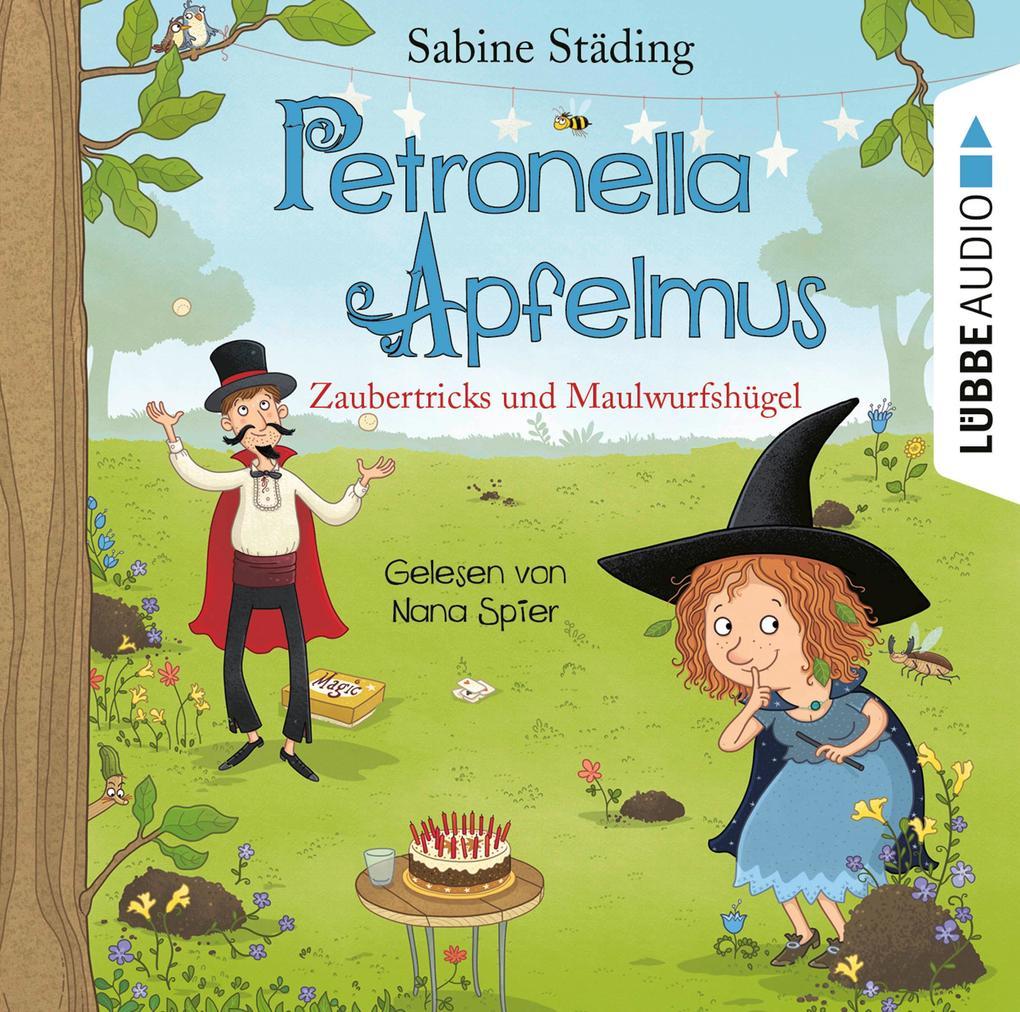 Petronella Apfelmus als Hörbuch CD