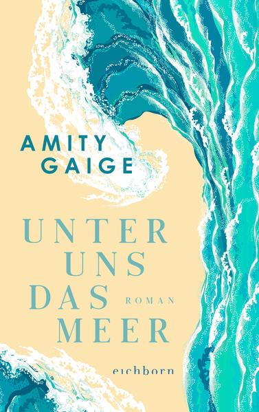 Unter uns das Meer als Buch (gebunden)