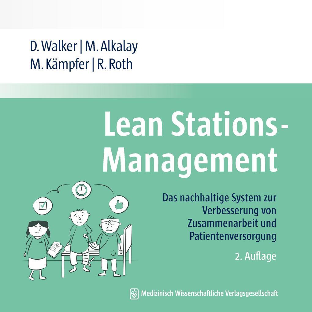 Lean Stations-Management als eBook epub