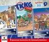 TKKG Junior - Spürnasen-Box 3 (Folgen 7, 8, 9) (3 Audio-CDs)