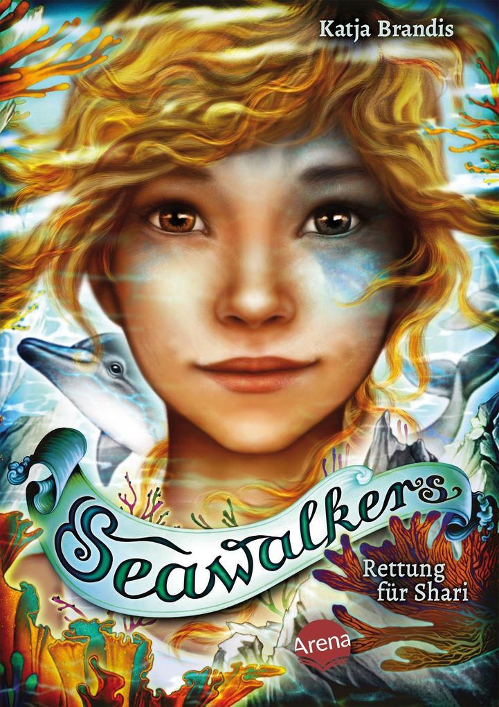 Seawalkers (2). Rettung für Shari als Buch (gebunden)