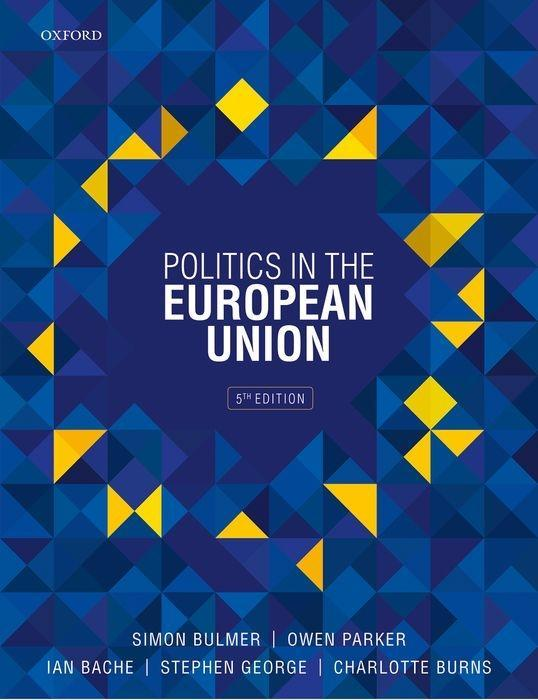 Politics in the European Union als Buch (kartoniert)