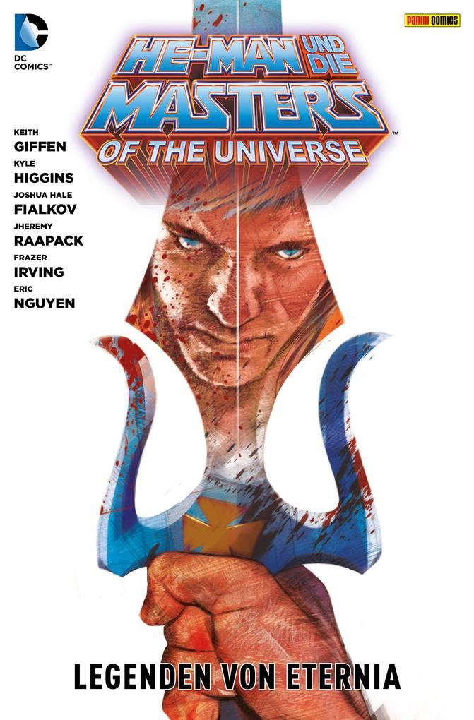 He-Man und die Masters of the Universe, Band 2 - Legenden von Eternia als eBook epub