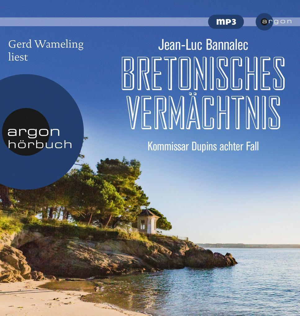 Bretonisches Vermächtnis als Hörbuch CD