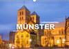 Lebenswertes Münster (Wandkalender 2021 DIN A3 quer)