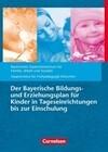 Bildungs- und Erziehungspläne / Der Bayerische Bildungs- und Erziehungsplan für Kinder in Tageseinrichtungen bis zur Einschulung (9. Auflage)