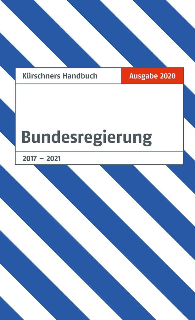 Kürschners Handbuch Bundesregierung als eBook pdf