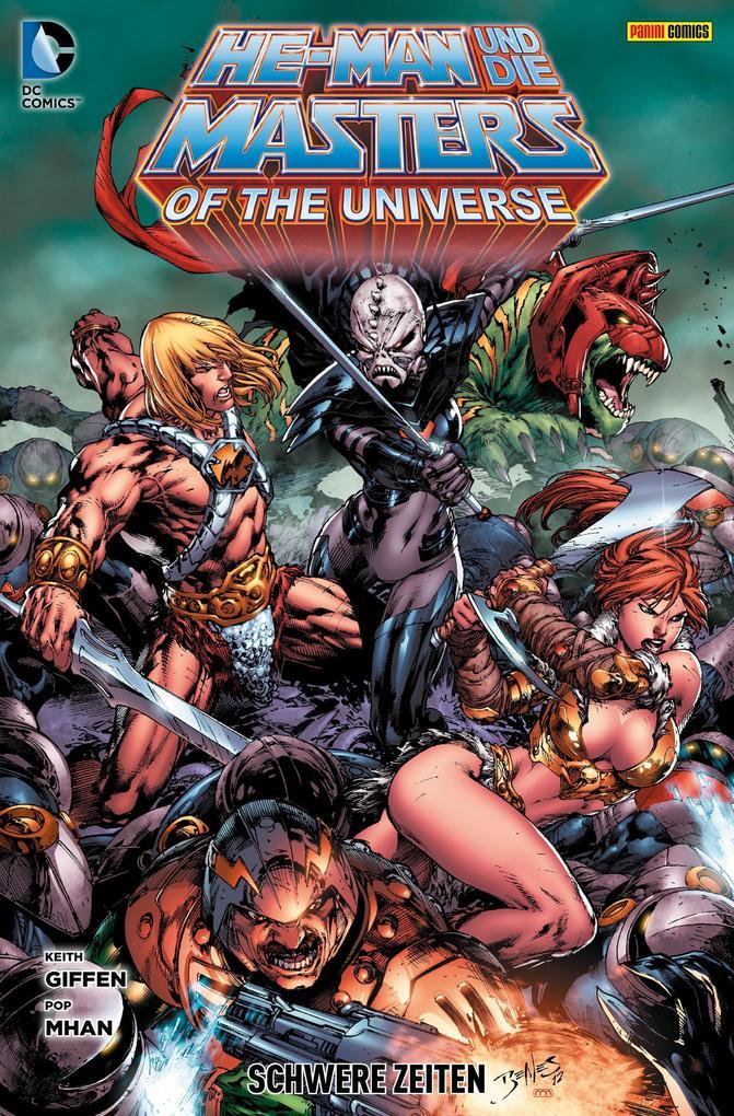 He-Man und die Masters of the Universe, Band 3 - Schwere Zeiten als eBook epub