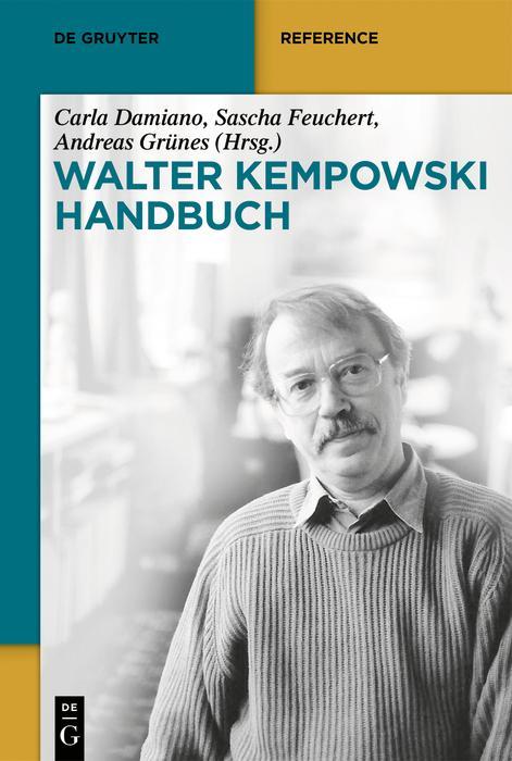Walter-Kempowski-Handbuch als eBook pdf