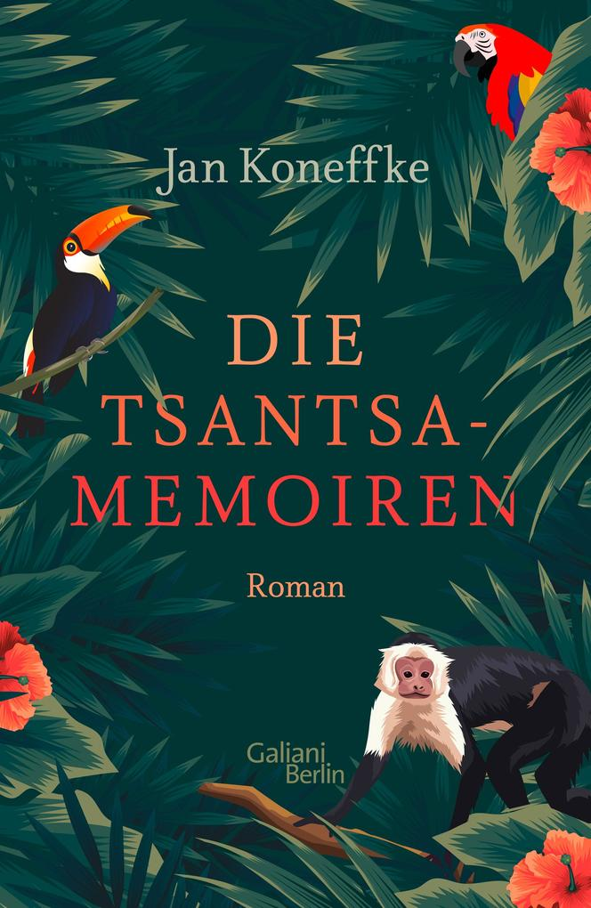 Die Tsantsa-Memoiren als Buch (gebunden)