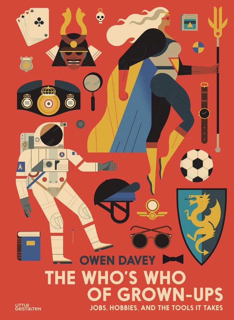 The Who's Who of Grown-Ups als Buch (gebunden)