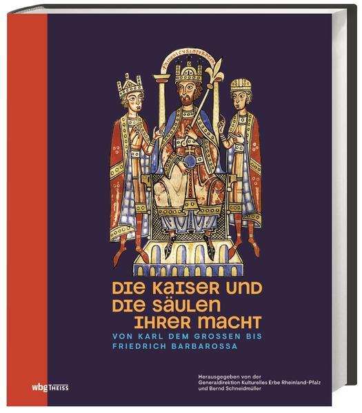 Die Kaiser und die Säulen ihrer Macht als Buch (gebunden)