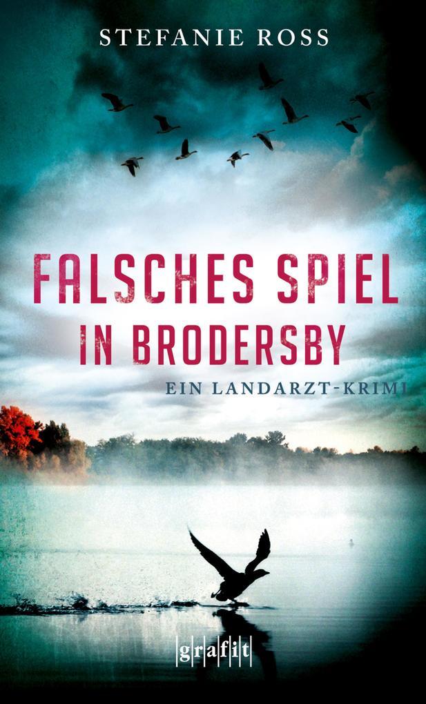 Falsches Spiel in Brodersby als eBook epub