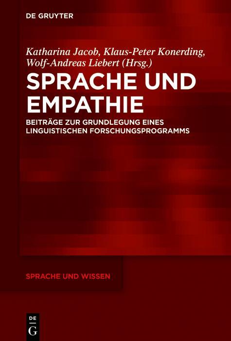 Sprache und Empathie als eBook epub