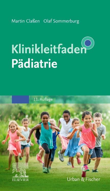 Klinikleitfaden Pädiatrie als Buch (kartoniert)