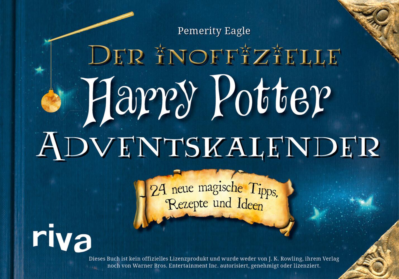Der inoffizielle Harry-Potter-Adventskalender als Kalender