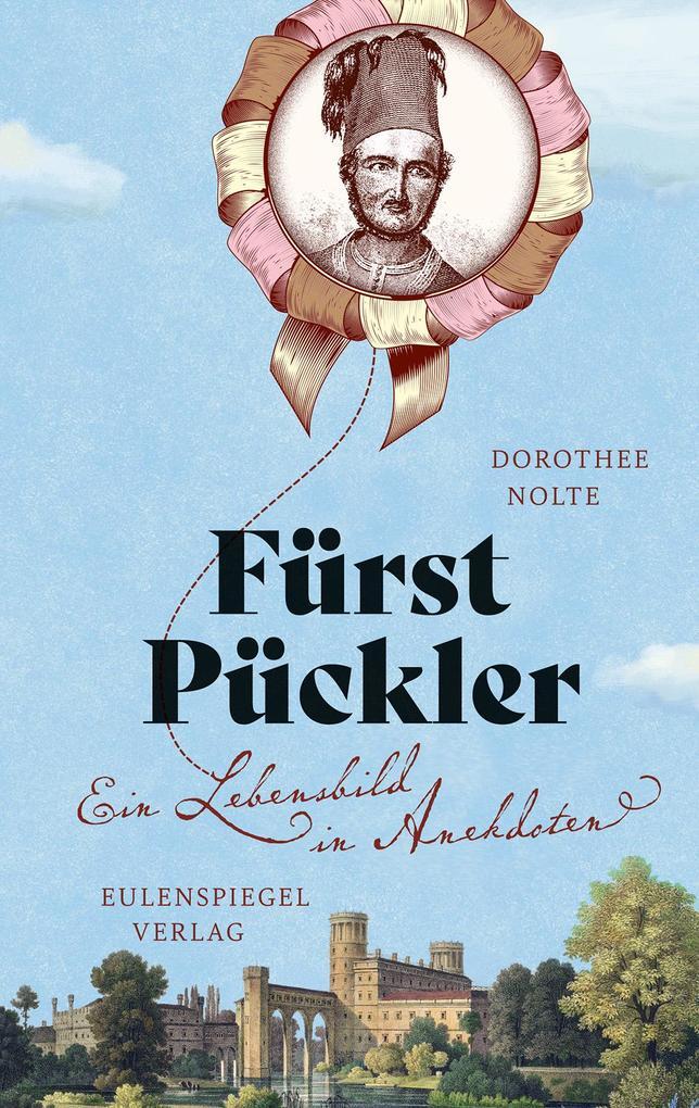Fürst Pückler als Buch (gebunden)