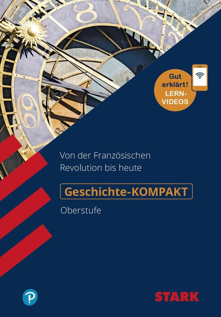 STARK Geschichte-KOMPAKT - Oberstufe als eBook pdf