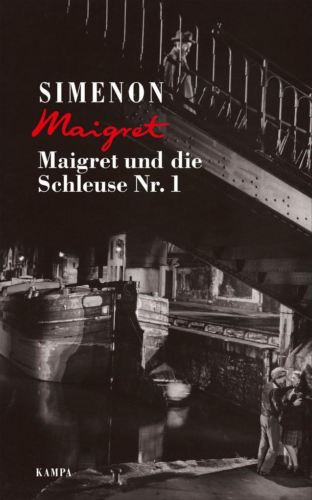 Maigret und die Schleuse Nr. 1 als eBook epub