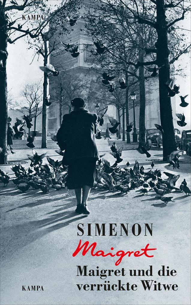 Maigret und die verrückte Witwe als eBook epub