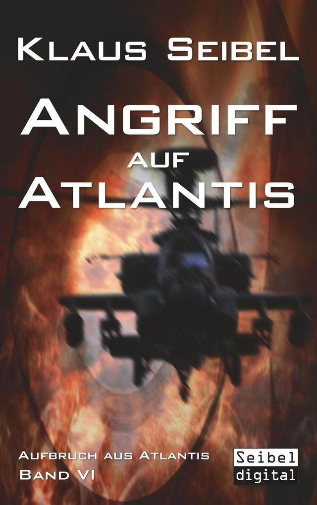 Angriff auf Atlantis als Buch (kartoniert)