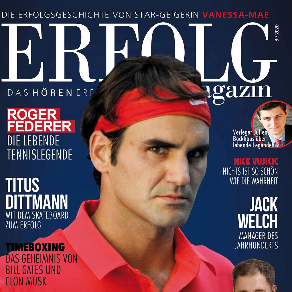 ERFOLG Magazin 3/2020 als Hörbuch Download