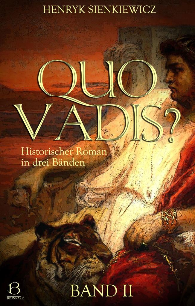 Quo Vadis? Band II als eBook epub