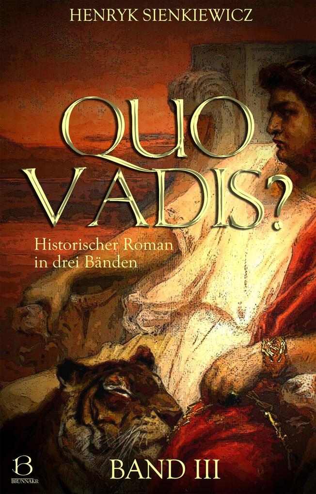 Quo Vadis? Band III als eBook epub