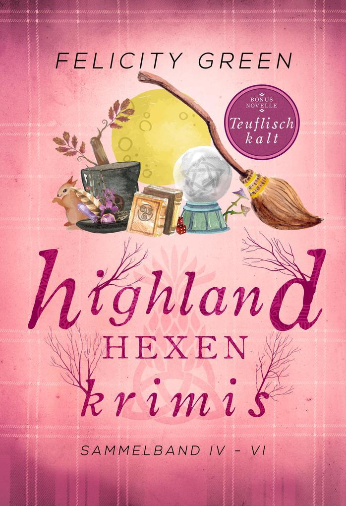 Highland-Hexen-Krimis als eBook epub