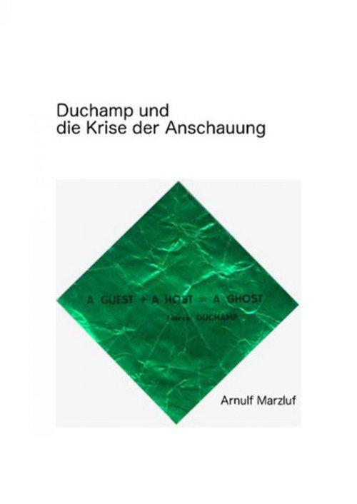 Duchamp und die Krise der Anschauung als eBook epub