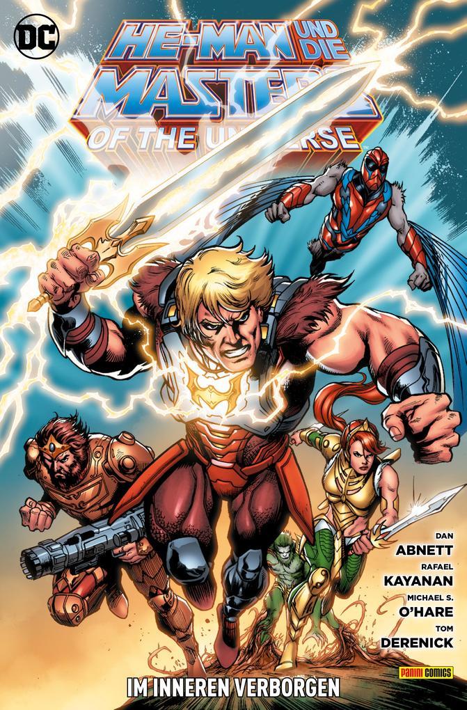 He-Man und die Masters of the Universe, band 4 - Im Inneren verborgen als eBook epub