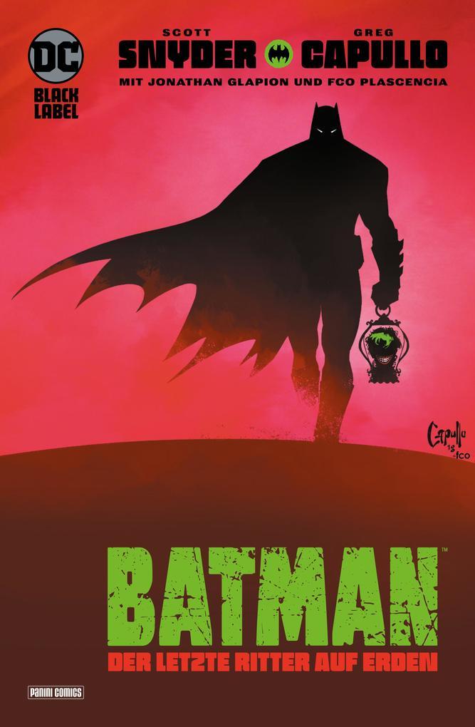 Batman: Der letzte Ritter auf Erden als eBook epub