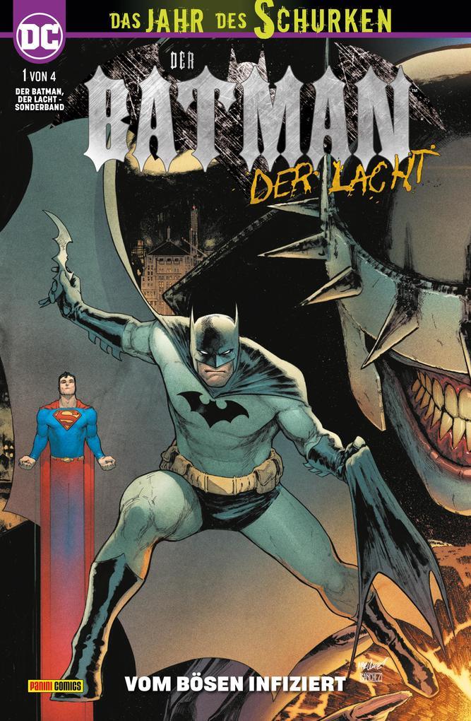 Der Batman, der lacht - Sonderband, Band 1 (von 4) - Vom Bösen infiziert als eBook epub
