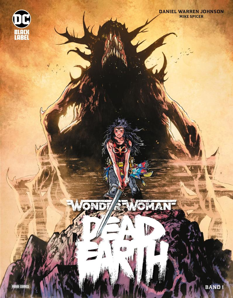 Wonder Woman: Dead Earth, Band 1 (von 4) als eBook epub